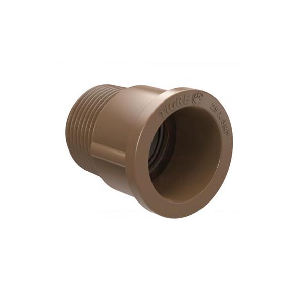 Adaptador Curto LR - 20mm - 3/4 (p/ registros)