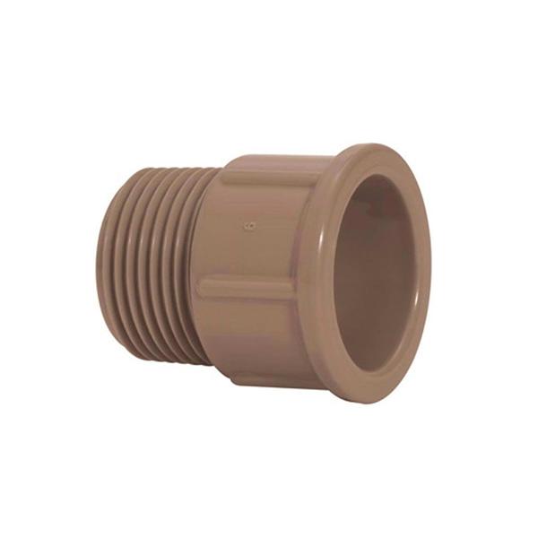 Adaptador PVC soldável curto com bolsa e rosca 32mm x 1