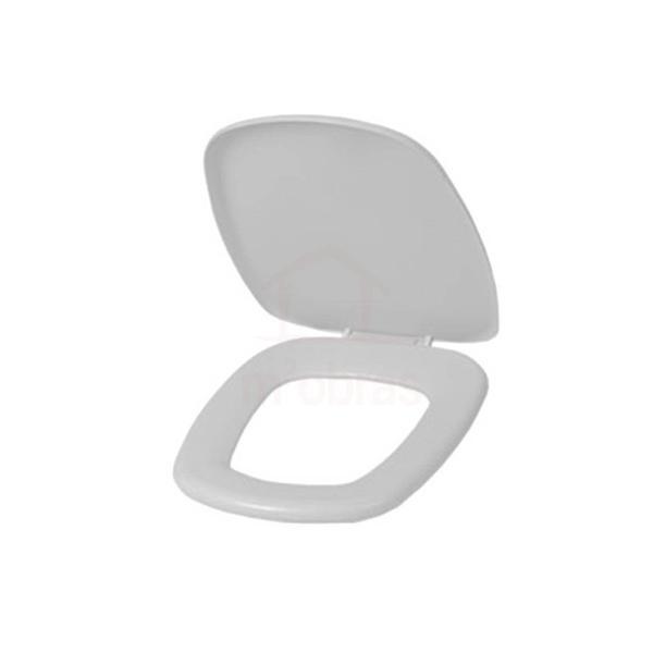 Assento sanitário almofadado
