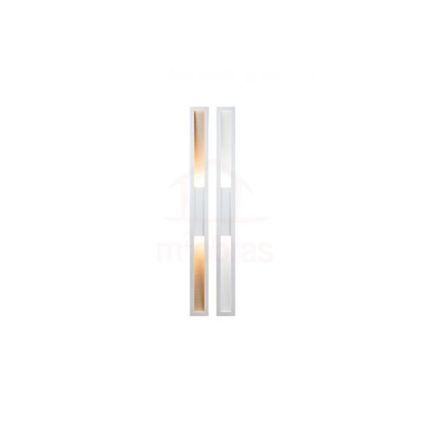 Balizador Flat de embutir LED