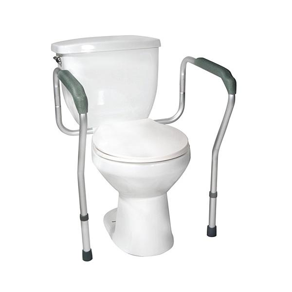 Barras laterais apoio banheiro laterais