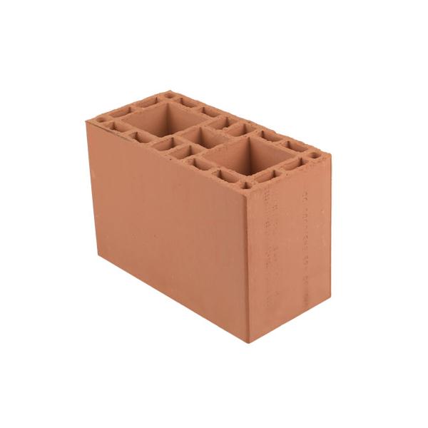 Bloco cerâmico estrutural