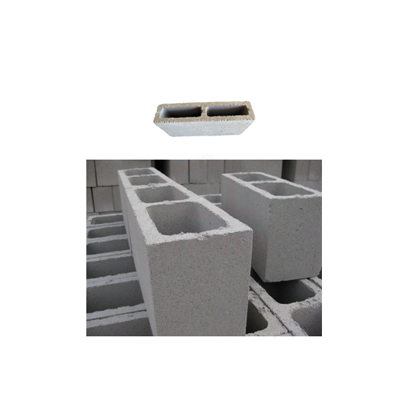 Bloco de Concreto de Vedação (9 x 19 x 39 cm)