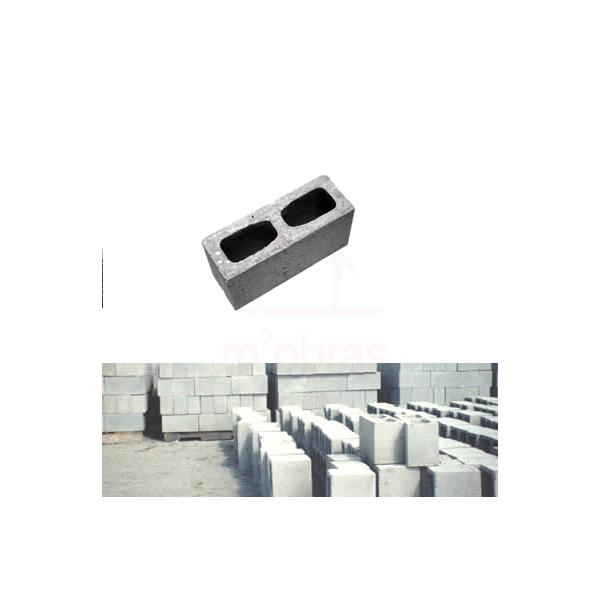 Bloco de Concreto Estutural (19 x 19 x 39 cm)