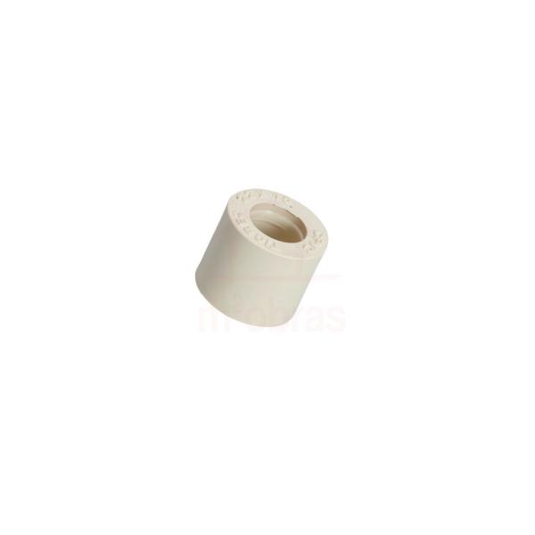 Bucha de Água Quente 28mm x 22mm AQ/CPVC