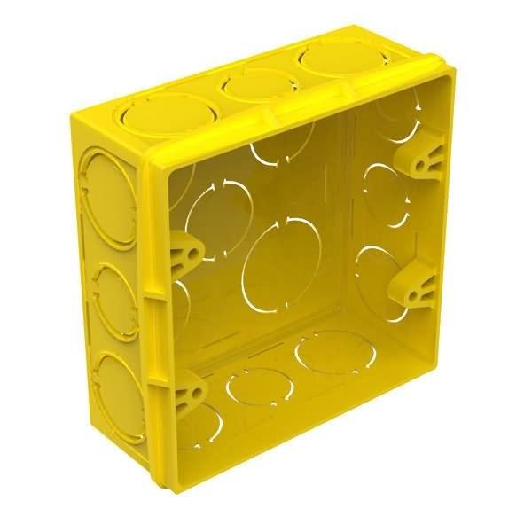 Caixinha - Caixa de Luz - 4x4 de PVC