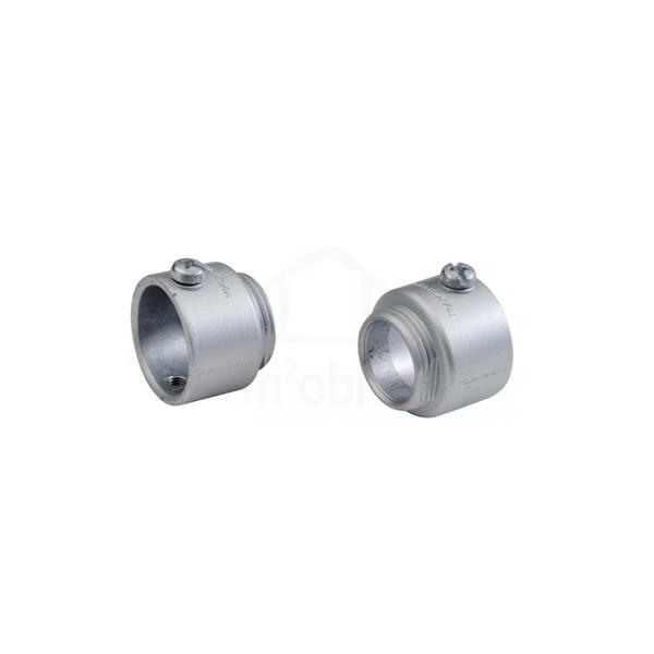 Conector/ adaptador para codulete múltiplo 3/4 para 1/2 - alumínio
