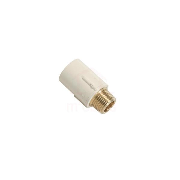 Conector Macho 3/4 - AQ/CPVC