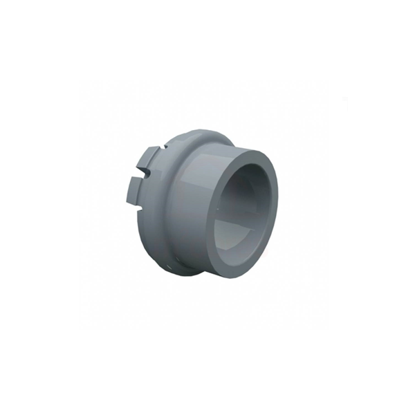 Conector saída condulete PVC 3/4