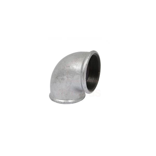 Cotovelo 90° galvanizado 1x1/2 - BSP