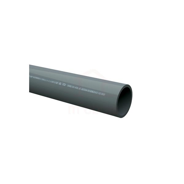 Curva de 90º rígido roscável de PVC 3/4