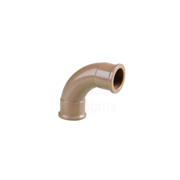 Curva PVC 90 Graus 60mm