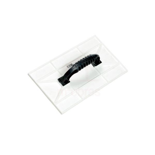 Desempenadeira plástica para textura