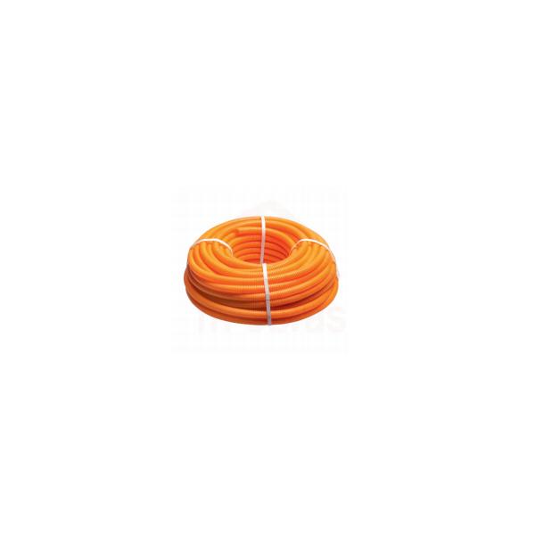 Eletroduto, conduíte, mangueira corrugada reforçada 3/4