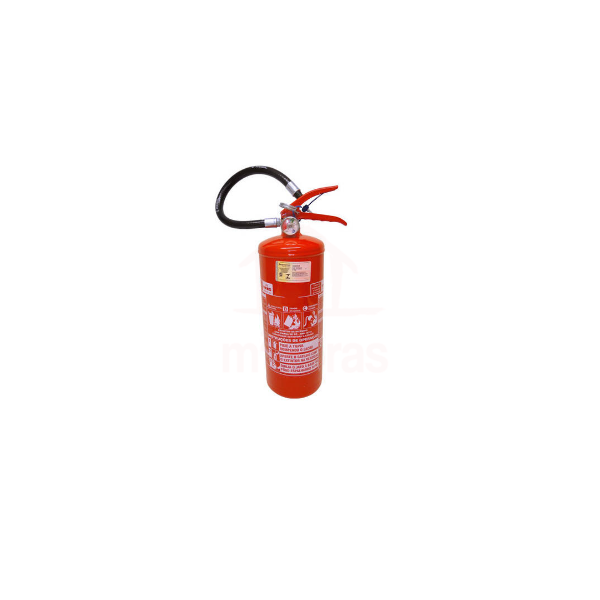 Extintor PQS 4kg