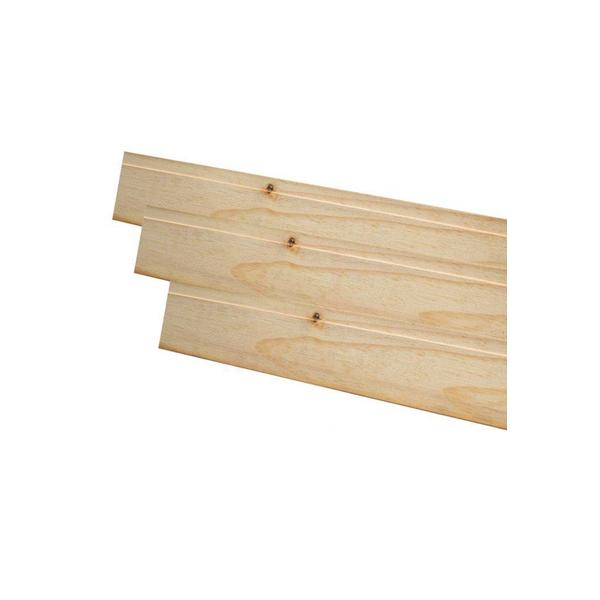Forro de madeira / forro paulista