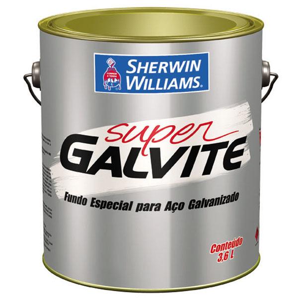 Fundo especial para aço galvanizado (tipo: supergalvite)