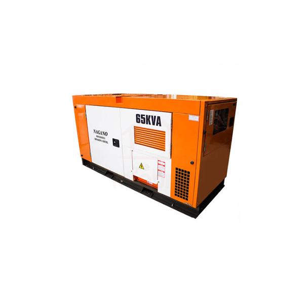 Grupo Gerador de Energia a Diesel 50 kva