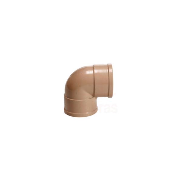 Joelho PVC soldável 90G para água fria 25mm