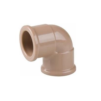 Joelho PVC soldável 90G para água fria 60mm