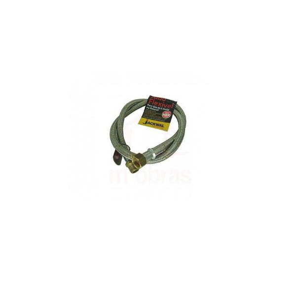 Ligação Flex P/Gás 1M Ar 3/8 X1/2