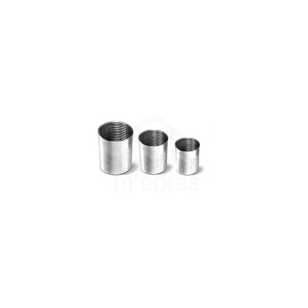 Luvapara eletroduto de ferro galvanizado ou zincado de 3/4