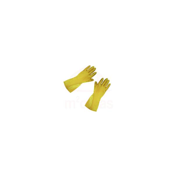 Luva para mão látex