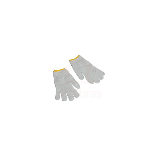 Luva para mão tricotada