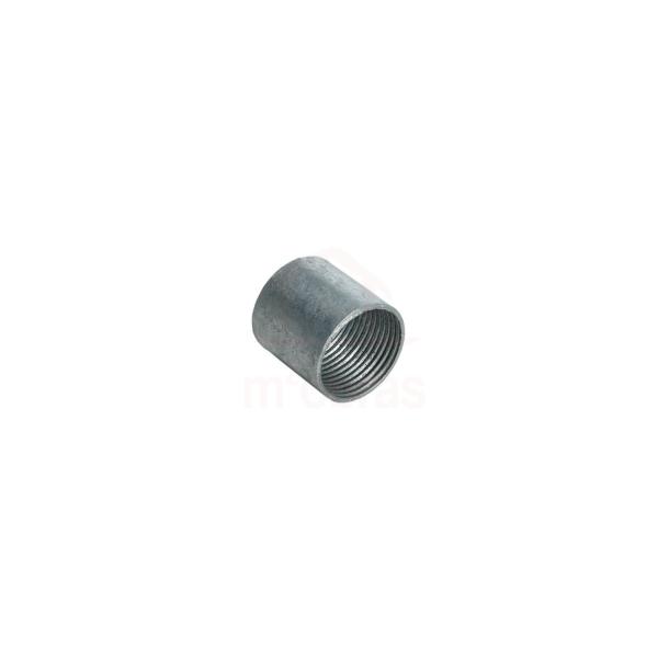 Luva para Tubo Eletroduto Galvanizado ou Zincado