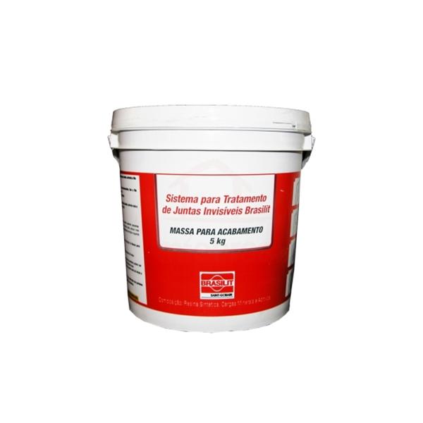 Massa cimentícia p/ juntas invisíveis balde 5kg (steel frame)