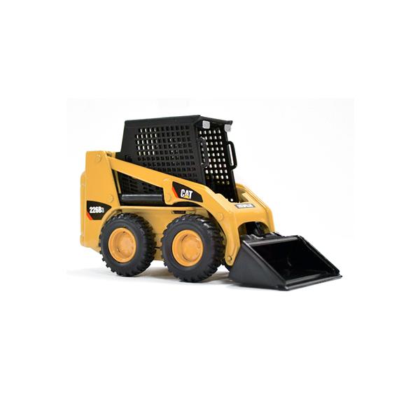 Mini escavadeira - Pá Carregadeira
