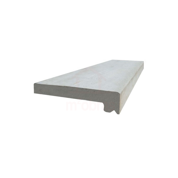 Peitoril de concreto pré-moldado