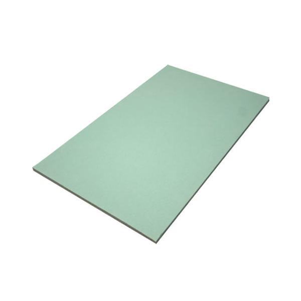 Placa de drywall - Gesso acartonado resitente a água 2,44 x 1,20
