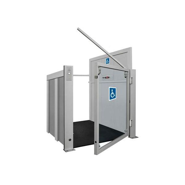 Plataforma de Acessibilidade - Elevador para cadeirante