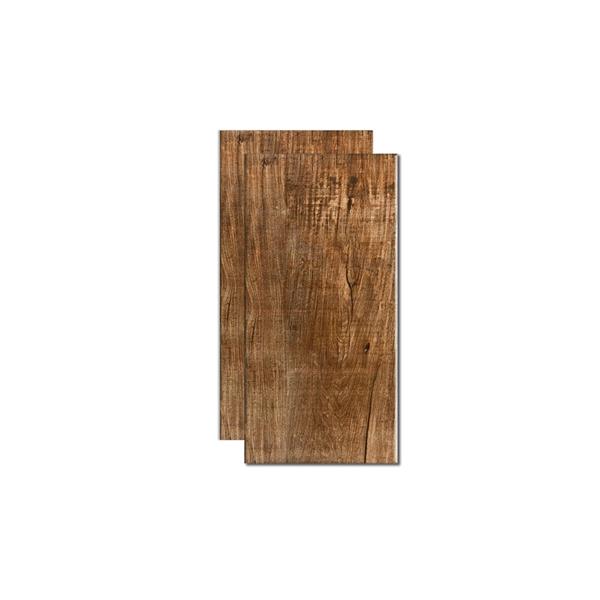 Porcelanato textura de madeira