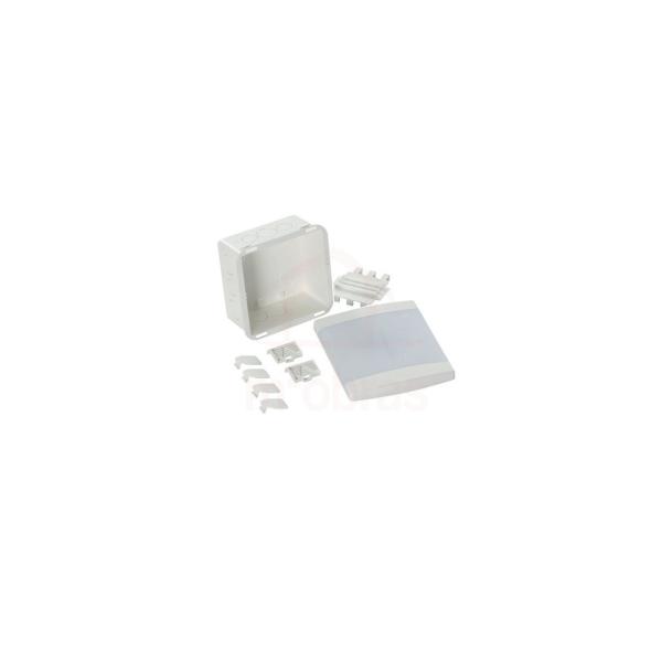 Quadro Energia - Centro Distribuição PVC - 8 Disjuntores