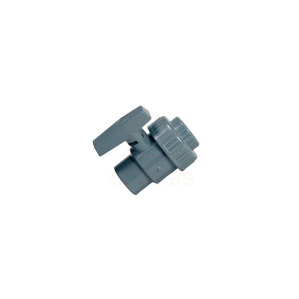 Registro de esfera PVC Roscável 25mm