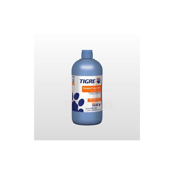Solução preparadora / limpadora