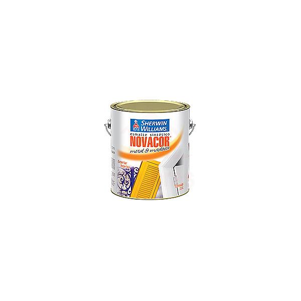 Tinta esmalte sintético (metal - madeira)