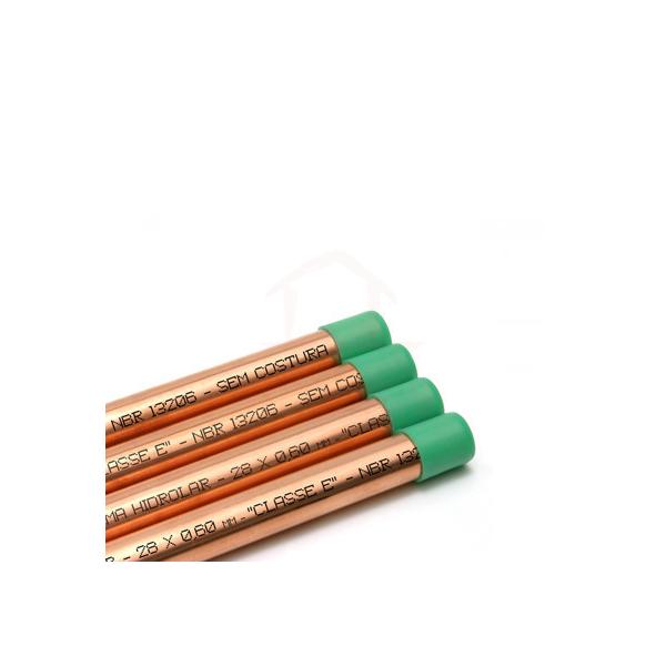 Tubo de cobre e leve cat logo m2obras - Tubo de cobre para gas ...