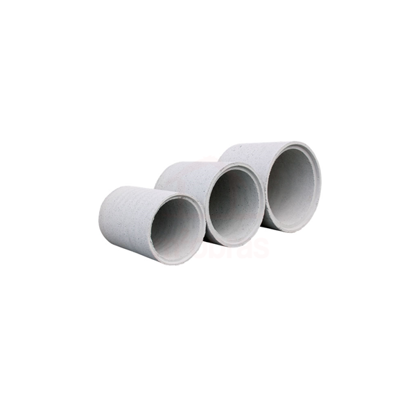 Tubo de concreto armado, manilha para esgoto