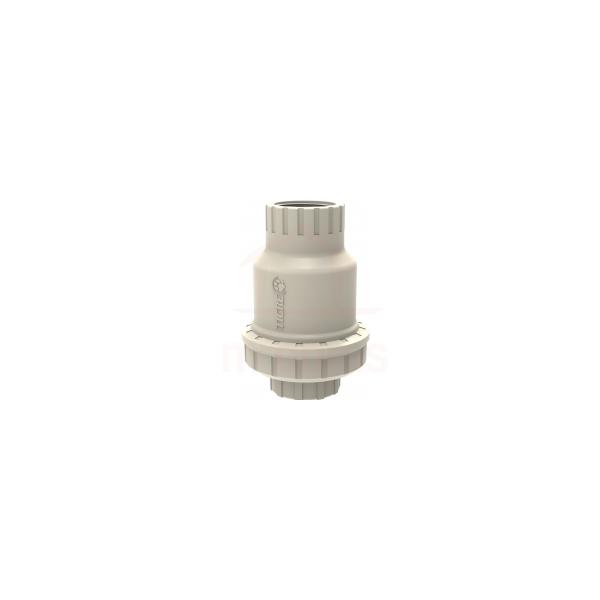 Válvula Retenção Roscável 28mm AQ//CPVC