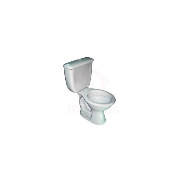 Vaso acoplado WC - simples