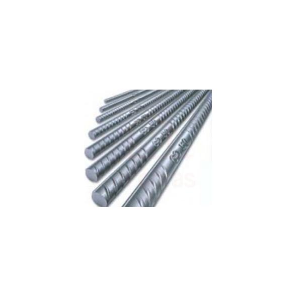 Vergalhão - Barra de Ferro / Aço 6,3 mm - 1/4 - Aço CA-50