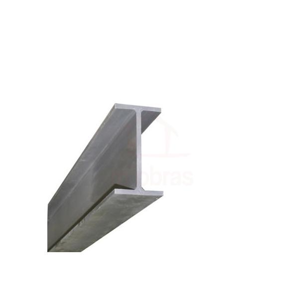 Viga H - Perfil I de aço laminado W 410mm X 67mm